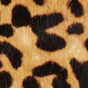 Womens Designer Flats and Loafers: Leopard Dolce Vita Brannon Smoking Flat
