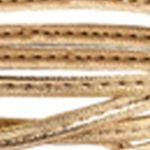 Flat Sandals for Women: Gold Lizard Dolce Vita Karma Sandal