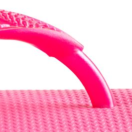 Thong Sandals for Women: Shocking   Pink Havaianas Slim Flip Flop