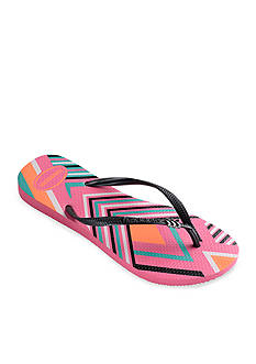 Havaianas Slim Tribal Flip Flop