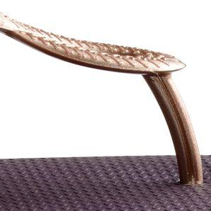 Flat Sandals for Women: Aubergine Havaianas Luna Sandal