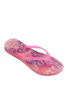 Havaianas Slim Tie Dye Flip Flop