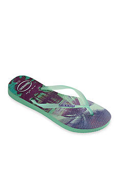 Havaianas Slim Paisage Flip Flop