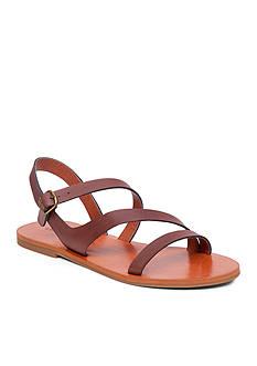 Lucky Brand Alexcia Flat Sandal