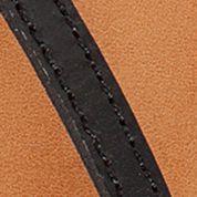 Flat Sandals for Women: Black Lucky Brand Amberr Sandal