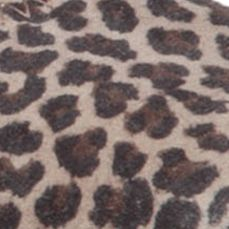 Womens Loafers: Leopard Lucky Brand Emmie Flat