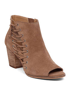 Lucky Brand Hartlee Side Lace-Up Booties
