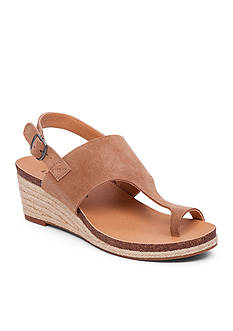 Lucky Brand Janessa Wedge Sandals