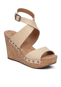 Lucky Brand Missey Wedge Sandal
