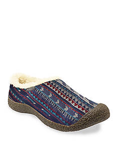 KEEN Howser Slide Navy Slip On Shoe