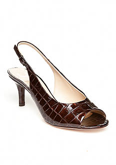 Amalfi by Rangoni Cesare Slingback Sandal - Available in Extended Sizes