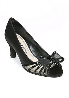 Caparros Dottie Bow Pumps