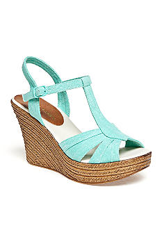 Rock and Candy by ZiGi Carolina Wedge Sandal