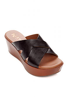 Korks Kandi Wedge Slide