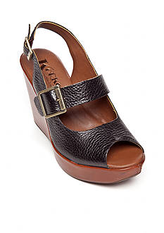 Korks Melody Wedge Sandal
