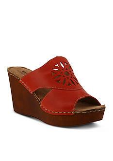Women's: Red Slides Shoes | Belk