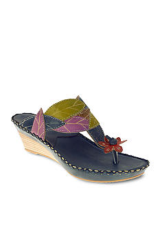 Spring Step Carolyn Wedge Sandal