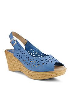 Spring Step Chaya Wedge Sandal