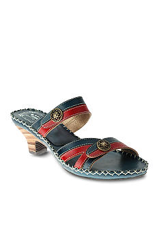 Spring Step Exotic Sandal