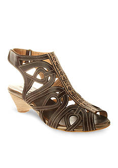 Spring Step Flourish Sandal
