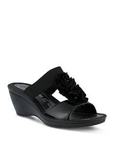 Flexus by Spring Step Gather Slide Sandal