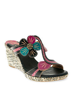 Spring Step Largo Wedge Sandal