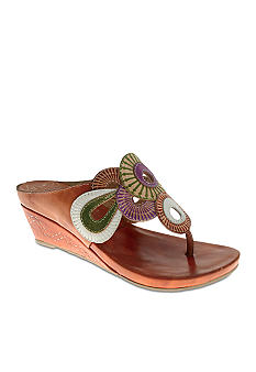 Spring Step Lotus Wedge Sandal