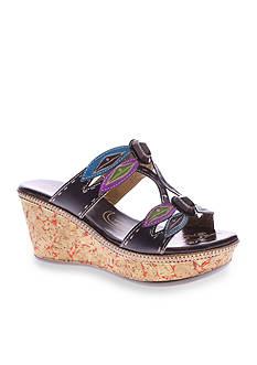 Spring Step Queenston Wedge Sandal