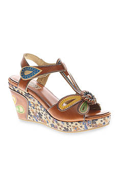 Spring Step Socialite Wedge