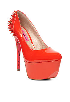 Betsey Johnson GGinger Pump