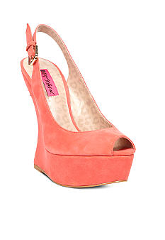 Betsey Johnson Makenna Wedge Sandal