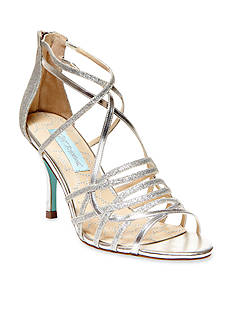 Betsey Johnson Crown Sandal