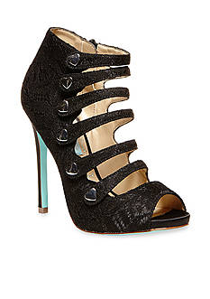 Betsey Johnson Heart Shootie