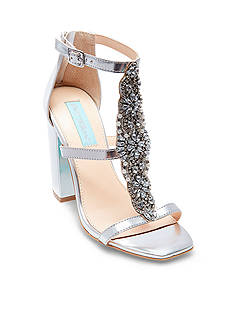 Betsey Johnson Lydia Jewel Sandals