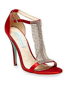 Betsey Johnson Mesh Sandal