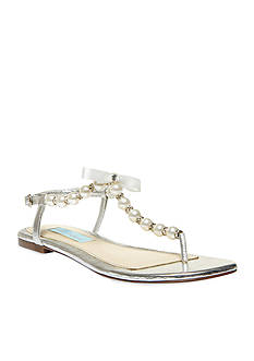 Betsey Johnson Pearl Sandal