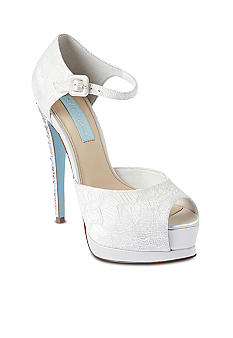 Betsey Johnson Veil Pump