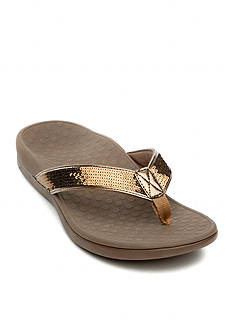 Vionic® with Orthaheel® Technology Tide Sequin Flip Flop