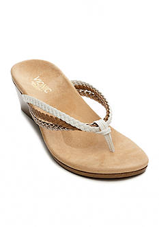 Vionic® with Orthaheel® Technology Ramba Wedge Sandal