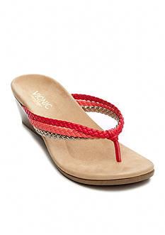 Vionic® with Orthaheel® Technology Ramba Wedge Sandal