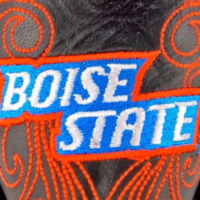 Gameday Boots Women's: Black Gameday Boots Boise State University Tall Boot