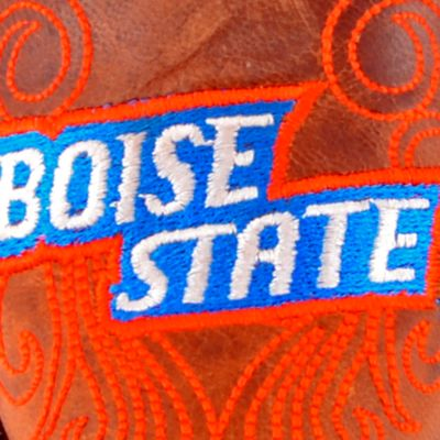 Gameday Boots Women's: Brass Gameday Boots Boise State University Tall Boot