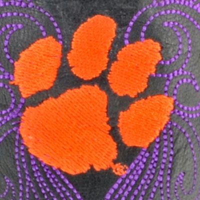 Gameday Boots Women's: Black Gameday Boots Clemson Tall Boot