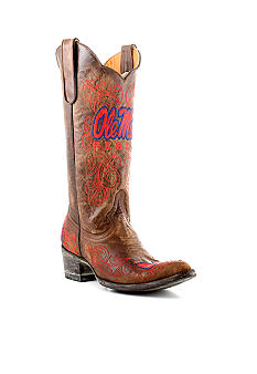 Gameday Boots Women's University of Mississippi Tall Boot