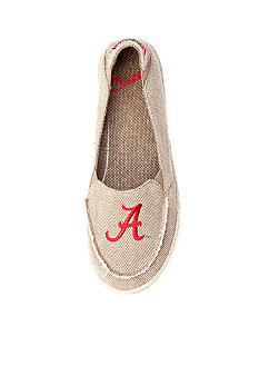 Campus Cruzerz Alabama Canvas Collegiate Flat