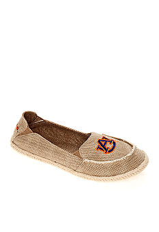 Campus Cruzerz Auburn Canvas Collegiate Flat