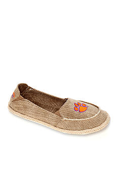 Campus Cruzerz Clemson Canvas Collegiate Flat