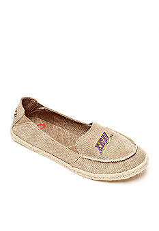 Campus Cruzerz East Carolina Canvas Collegiate Flat