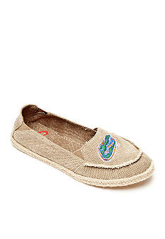 Campus Cruzerz Florida Canvas Collegiate Flat