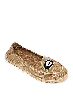 Campus Cruzerz Georgia Canvas Collegiate Flat
